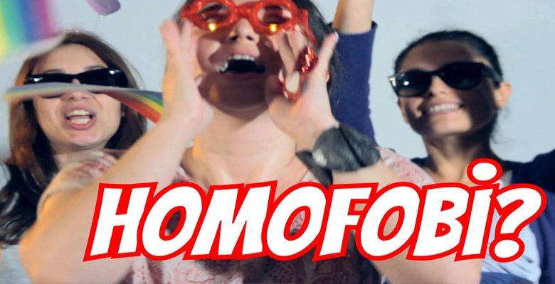 homofobi nedir? video