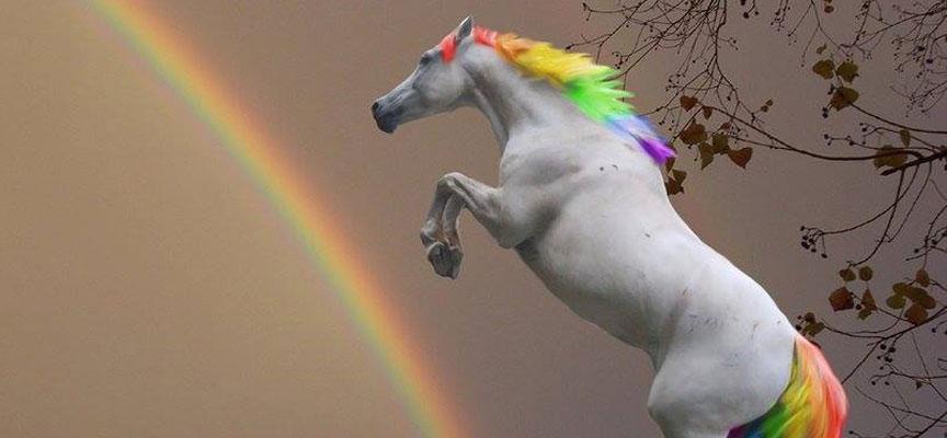 Gökkuşağı Atı