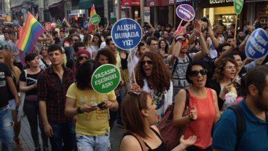 2016 istanbul lgbti onur yürüyüşü