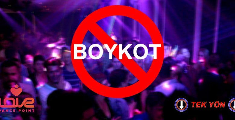 love dance point istanbul, istanbul tekyön club boykot