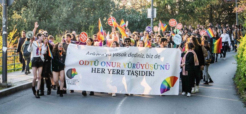 ODTÜ LGBTİ