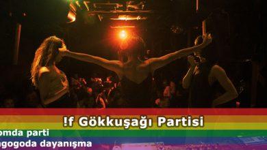 !f İstanbul Gökkuşağı Partisi
