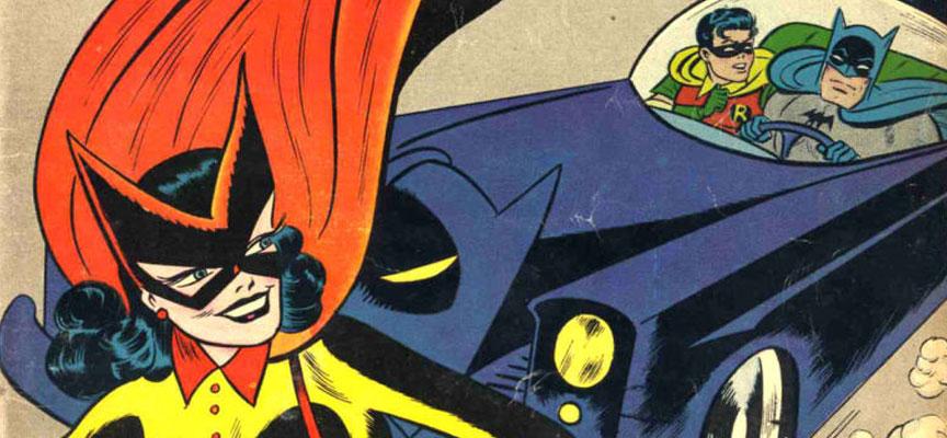 Batman, Robin & Batwoman