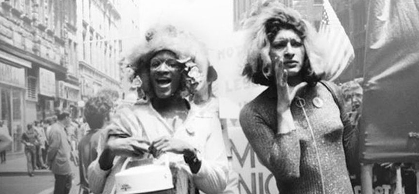 Marsha P. Johnson & Sylvia Rivera
