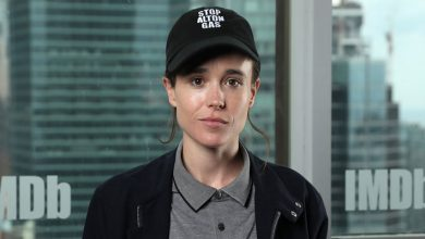 "Ellen Page ""Elliot Page"""