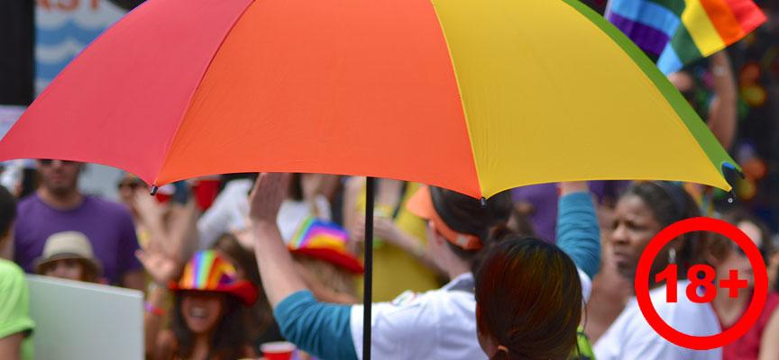 LGBTİ ve Gökkuşağı Temalı Ürünlere +18 Uyarısı - Türkiye LGBTİ Birliği