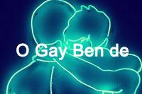 O Gay Ben de, Gay Blogger